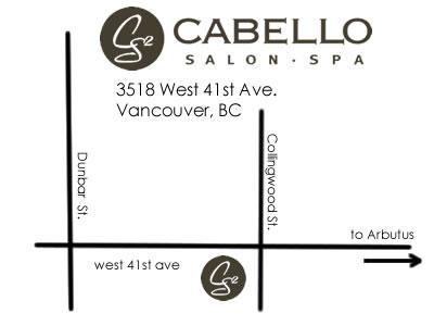 Cabello Map